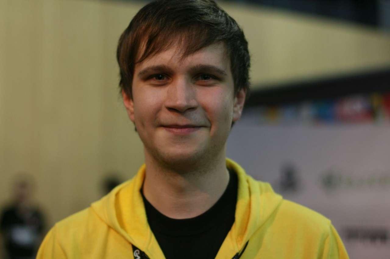 2. Yegor 'markeloff' Markelov (Ukraine)