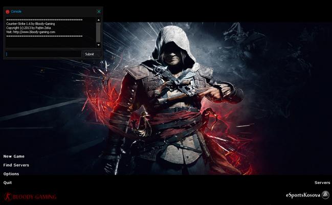 Counter Strike 1.6 – Bloody Gaming UCP (8.0)