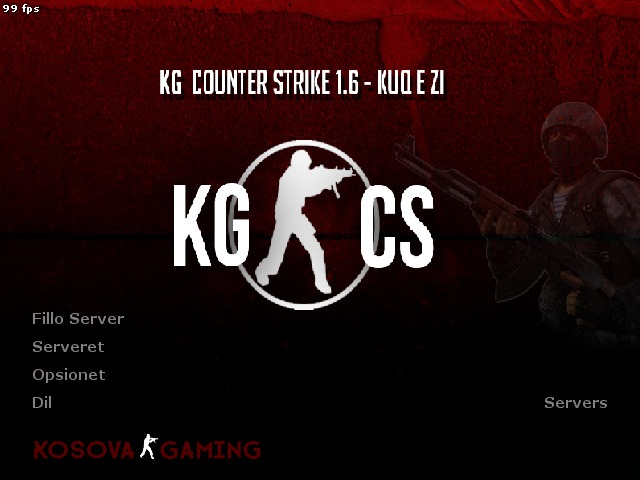 Counter Strike 1.6 – KG Kuq e Zi + UCP