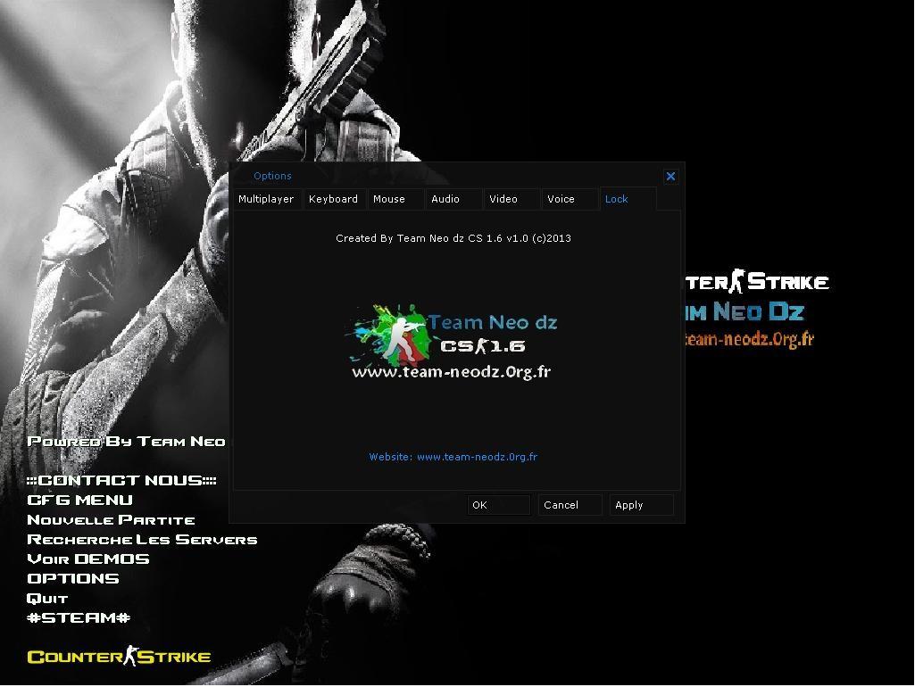 Counter Strike 1.6 – SK Gaming