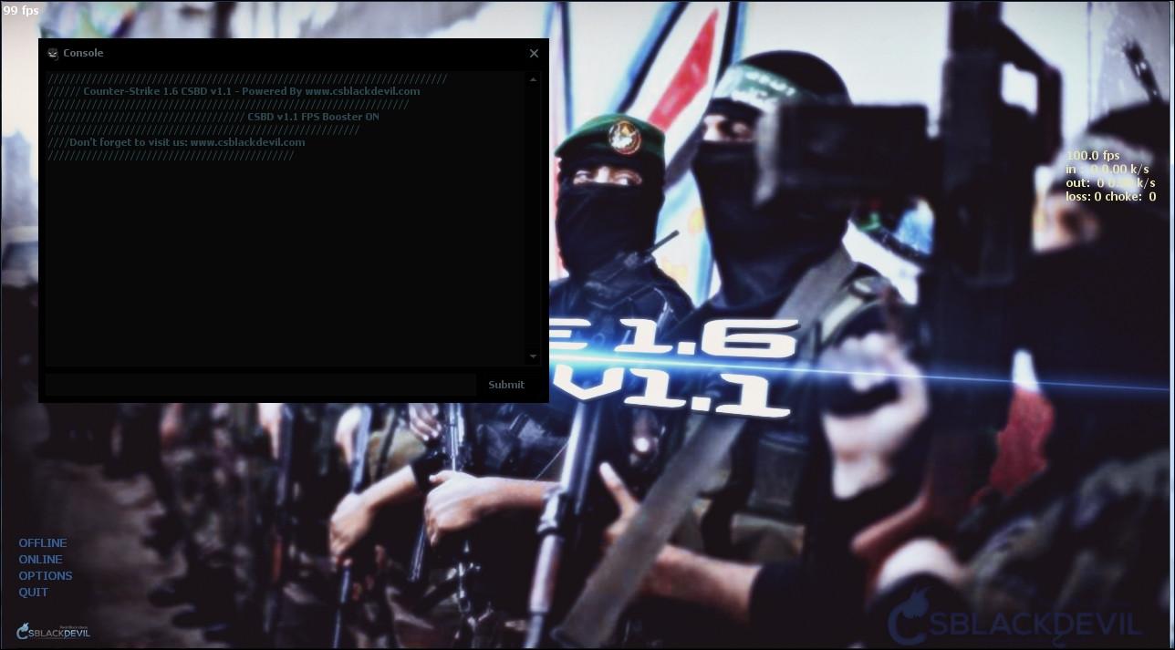 Counter Strike 1.6 – CSBD v1.1