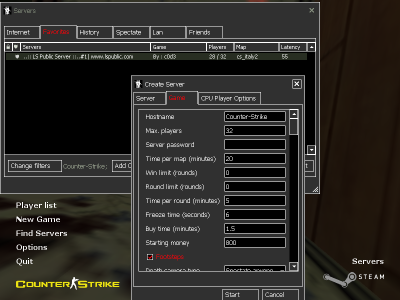 Counter Strike 1.6 -NvidiaE7