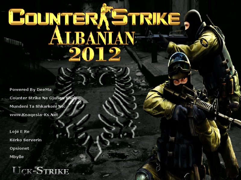Counter Strike 1.6 – Albania