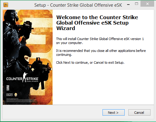 Counter Strike – Global Offensive ESK Kosova