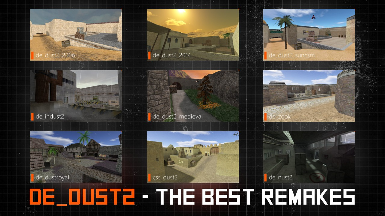 De_Dust2_All version