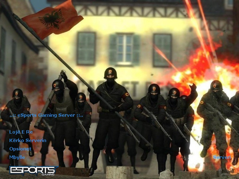 Counter Strike 1.6  eSports 2016