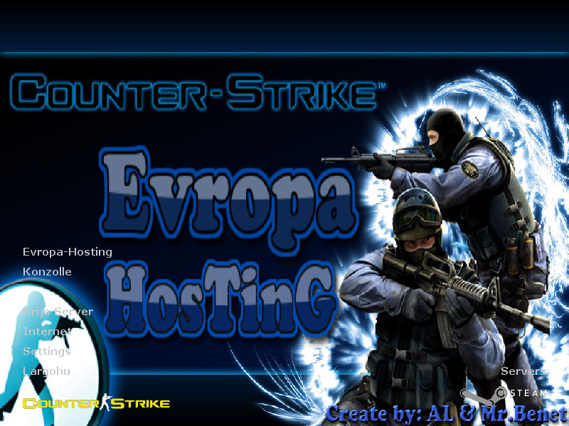 Counter-Strike 1.6 – EVH