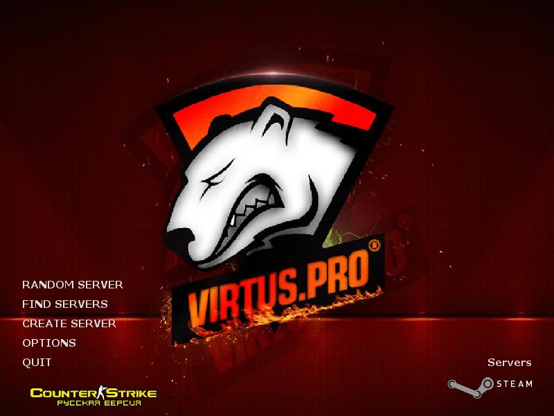 Counter-Strike 1.6 Virtus Pro