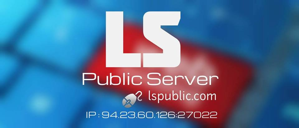 LS Public Server New IP