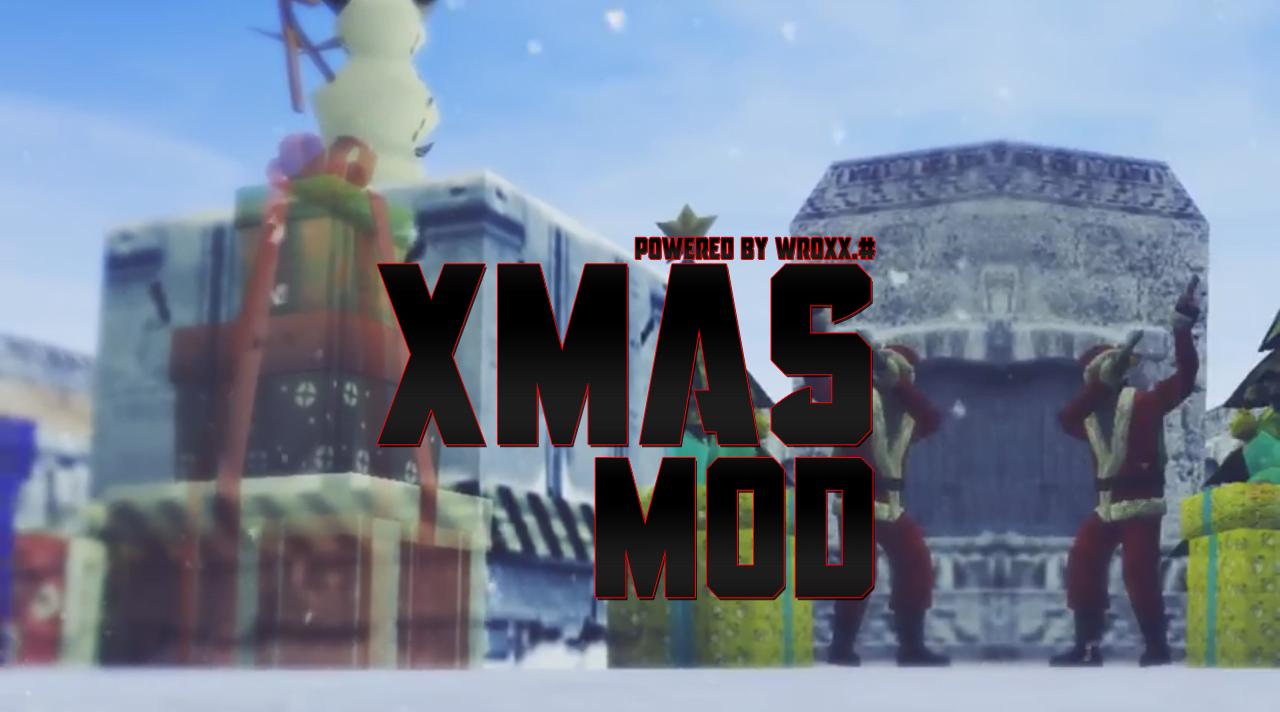 Addon XMAS Mod 2017