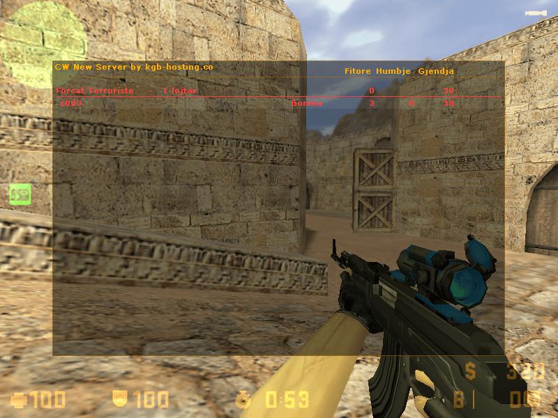 AK 47 Sniper & M4A1 Sniper
