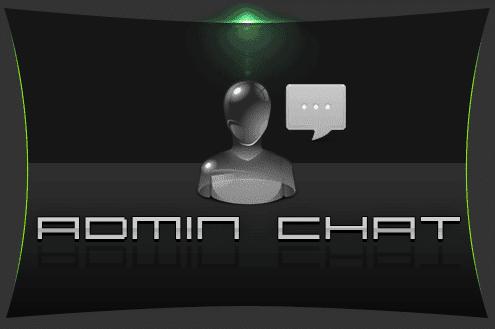 Admin Chat