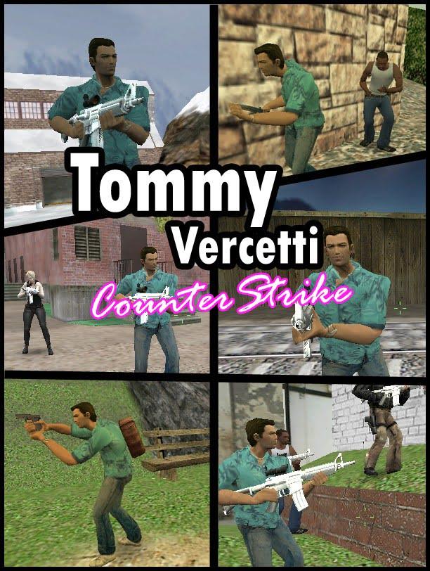Tommy Vercetti Models