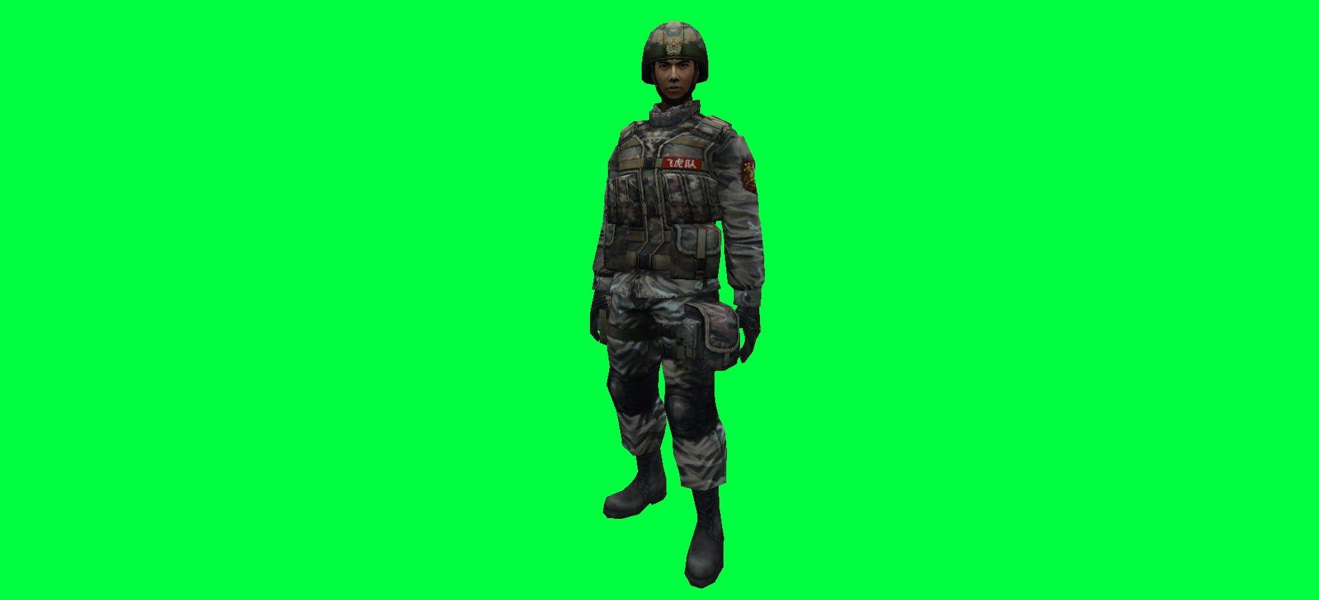 Army Models