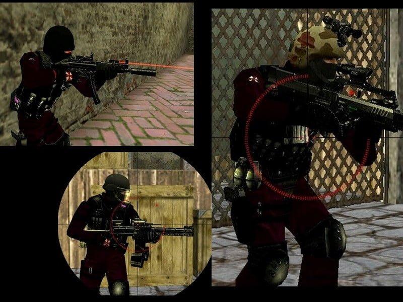 Umbrella's Elite – Alpha Team