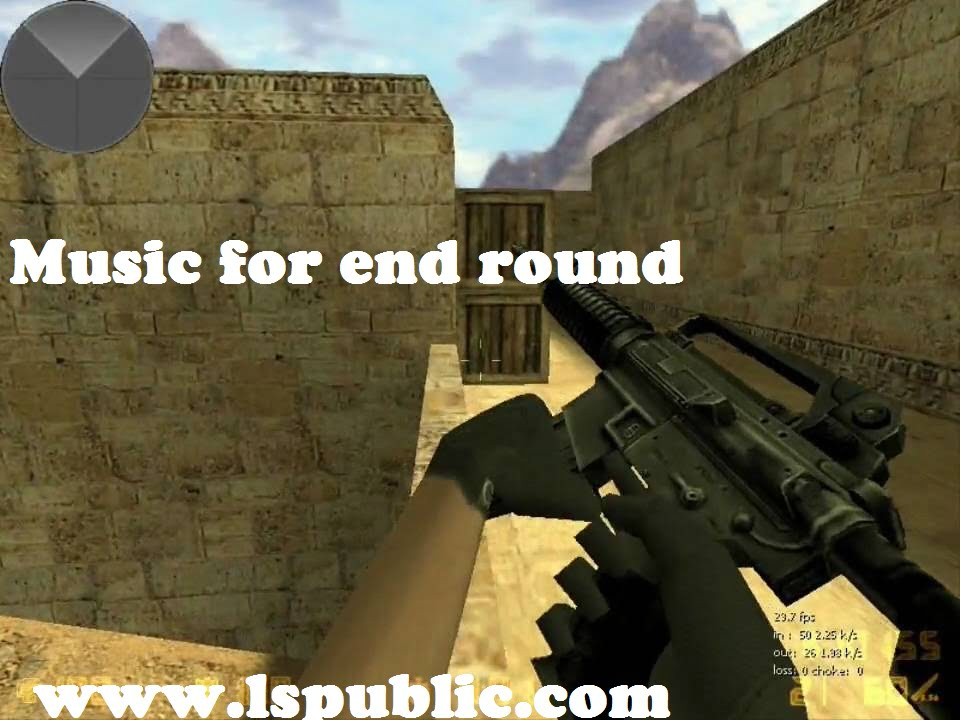 Music for end round