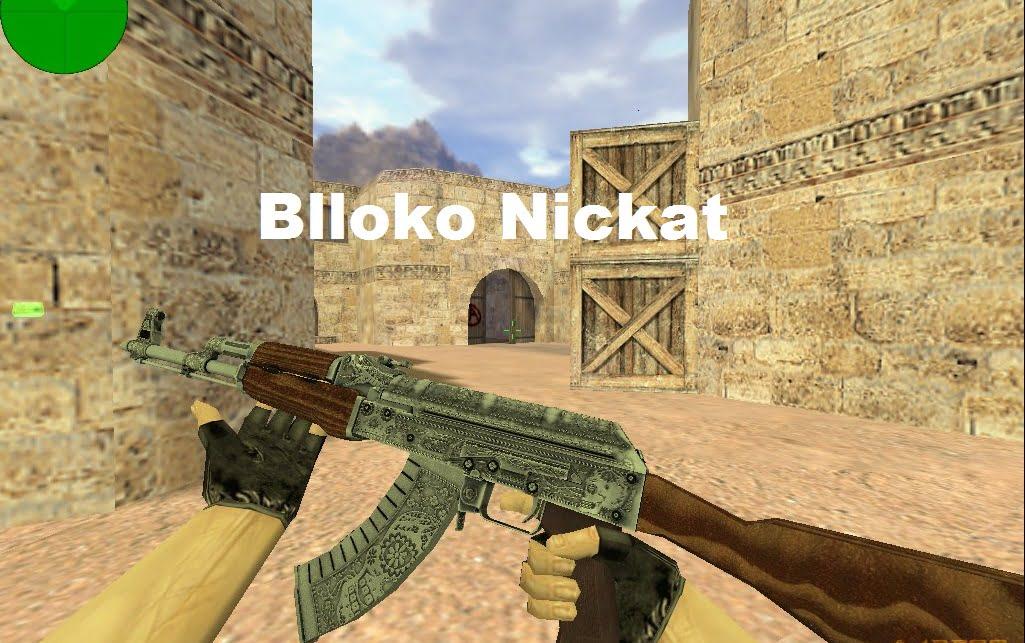 Blloko Nickat