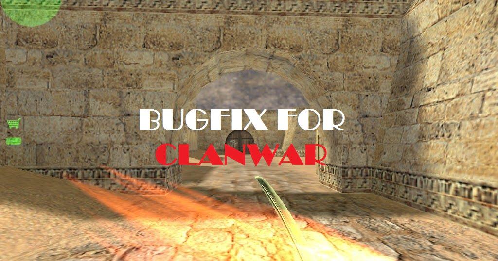 BugFix for ClanWar