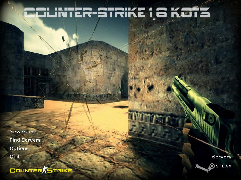 Counter-Strike 1.6 2017 KOT3