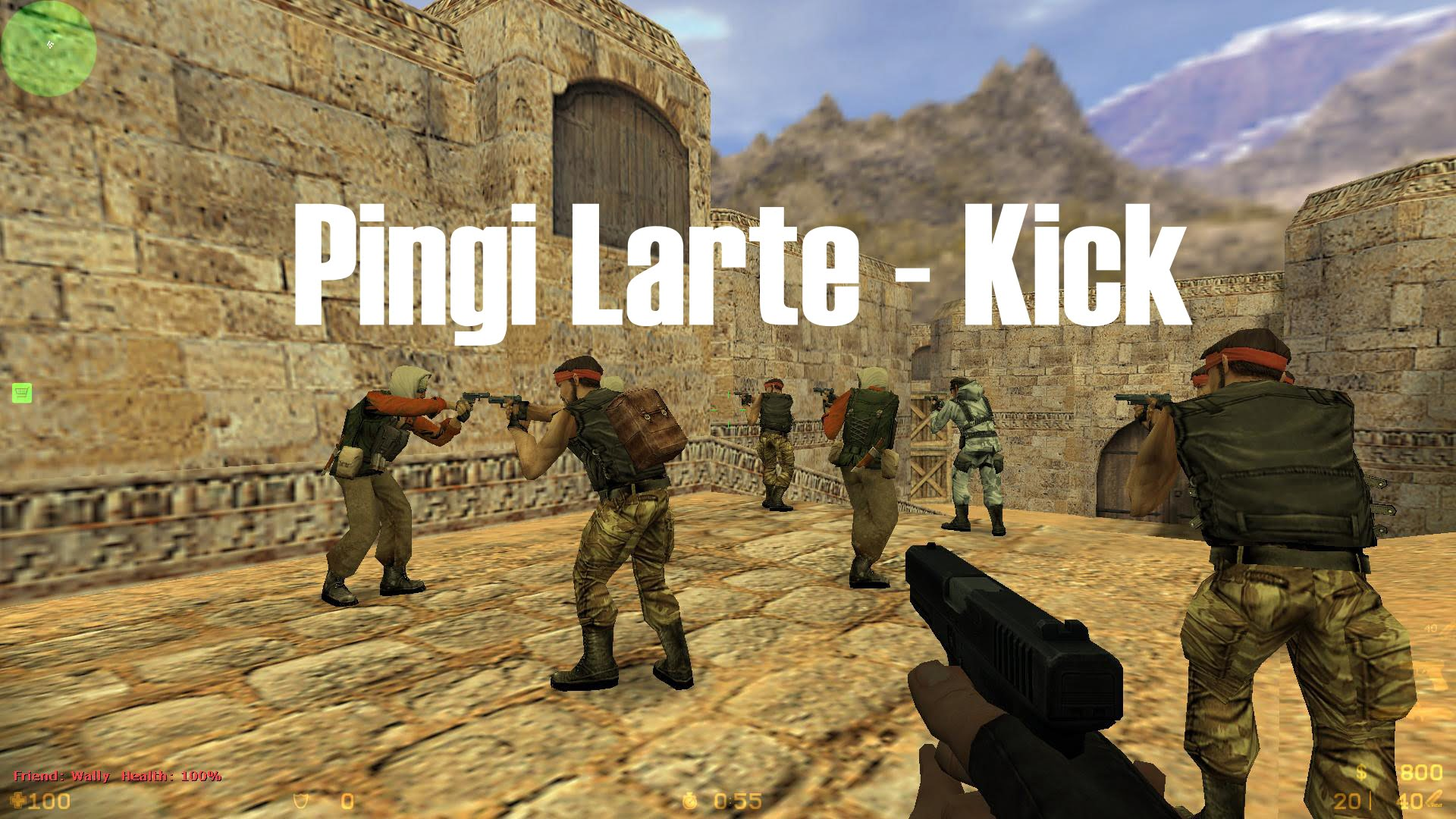 Pingi Larte – Kick