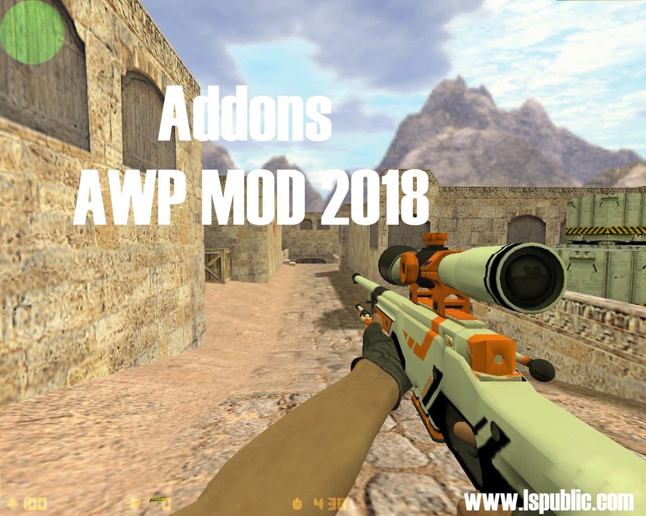 AWP Addons 2018