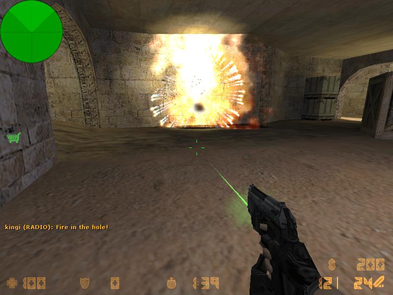 New Effect Grenade