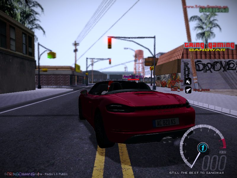 Gta San Andreas Edition By GooD'y